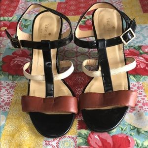 Used Condition Kate Spade Wedges